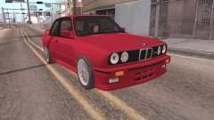 BMW E30 M3 1991 for GTA San Andreas