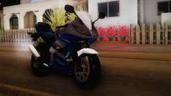 Yamaha YZF R15 for GTA San Andreas
