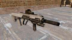 Machine Steyr AUG-A3 ACU Camo for GTA 4