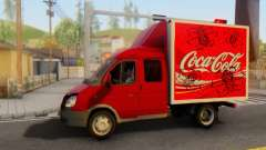 33023 GAZelle Coca-Cola