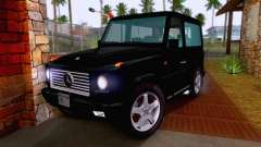 Mercedes-Benz G500 1999 Short