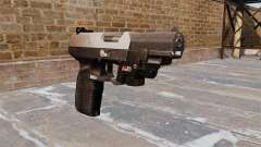 Gun FN Five seveN LAM Chrome