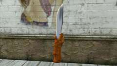 Collectible knife for GTA San Andreas