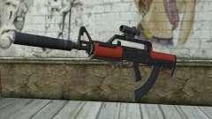 BullPup Rifle из GTA 5 for GTA San Andreas