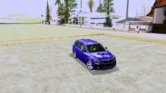 Skoda Octavia A7 Combi for GTA San Andreas