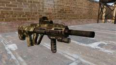 Machine Steyr AUG-A3 Hex for GTA 4