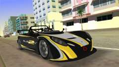 Lotus 2-Eleven for GTA Vice City