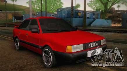 Audi 80 B3 v1.0 for GTA San Andreas