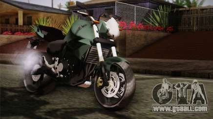 Yamaha FZ6 for GTA San Andreas