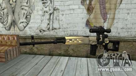 SVD Sniper Rifle for GTA San Andreas