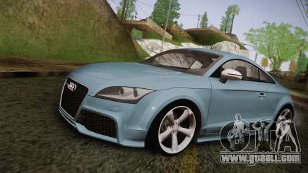 Audi TT RS 2011 for GTA San Andreas