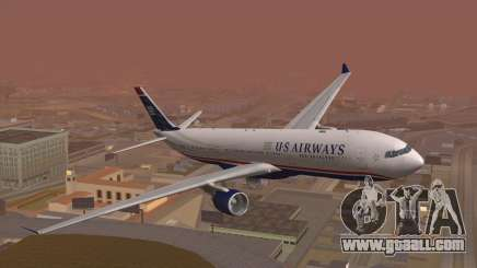 Airbus A330-300 for GTA San Andreas