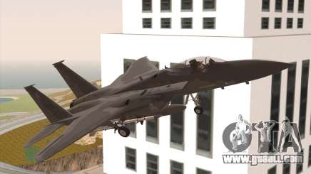 F-15C Eagle for GTA San Andreas