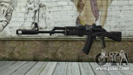 AK74M for GTA San Andreas