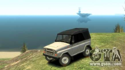 UAZ 31512 for GTA 4