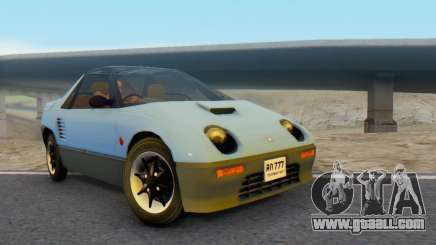 Mazda Autozam AZ-1 for GTA San Andreas