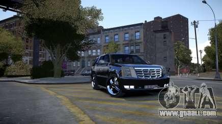 Cadillac Escalade for GTA 4