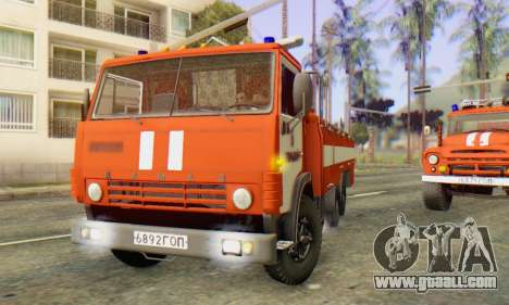 KamAZ 53212 AP-5 [IVF] for GTA San Andreas left view