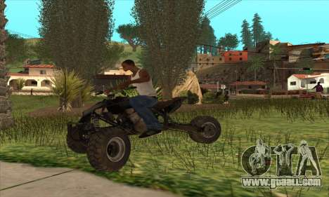 Trike from Ravaged for GTA San Andreas right view