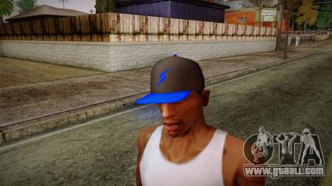 Storm Freerun Cap for GTA San Andreas