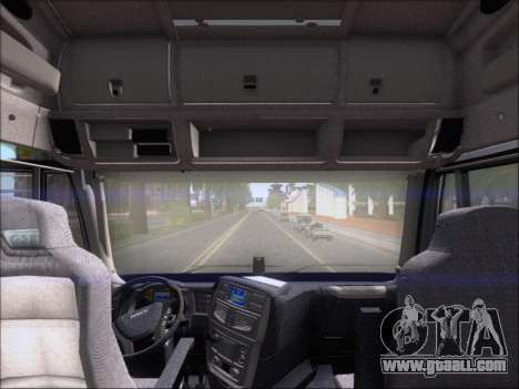 Iveco Stralis HiWay 560 E6 8x4 for GTA San Andreas wheels