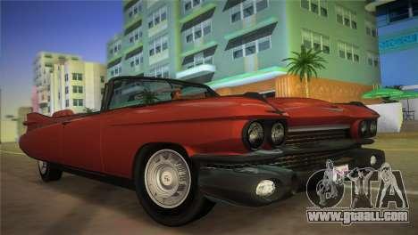 Cadillac Eldorado for GTA Vice City