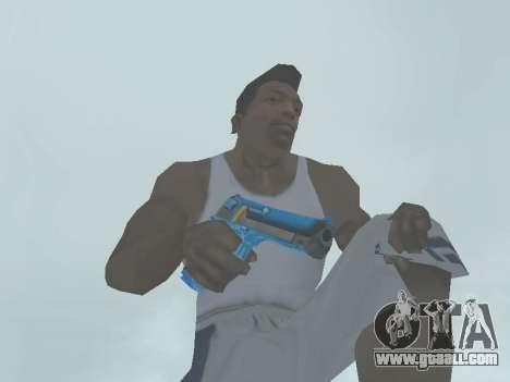 D.Eagle Rainbow Dash for GTA San Andreas third screenshot