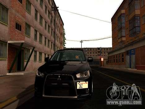 ENB by Makar_SmW86 v5.5 for GTA San Andreas