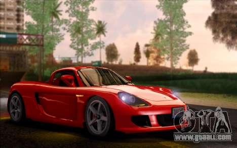 SA Ultimate Graphic Overhaul 1.0 Fix for GTA San Andreas forth screenshot