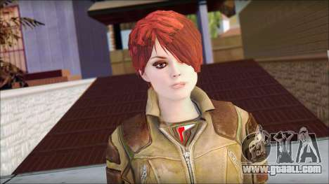 Tweed for GTA San Andreas third screenshot
