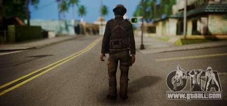 John Price for GTA San Andreas second screenshot