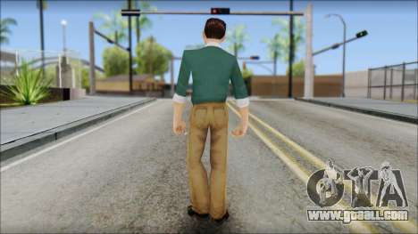 Constantinos from Bully Scholarship Edition for GTA San Andreas third screenshot