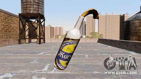 The Molotov Cocktail-Zhiguli for GTA 4
