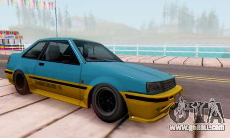 Karin Futo for GTA San Andreas