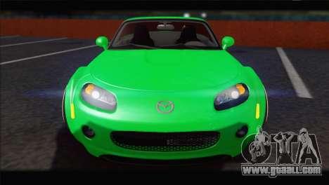 Mazda MX-5 2010 for GTA San Andreas