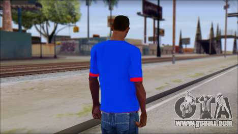 Superman T-Shirt v1 for GTA San Andreas second screenshot