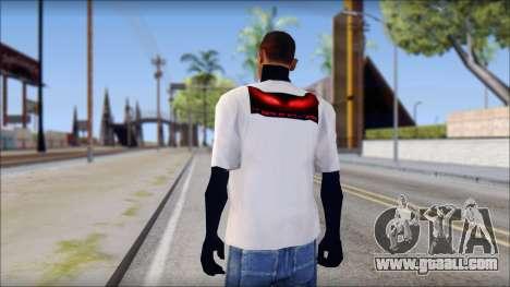 Monster von Back O Beyond T-Shirt for GTA San Andreas second screenshot