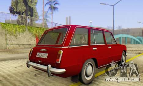 VAZ 2102 Runoff for GTA San Andreas right view