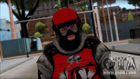 Peng Thug for GTA San Andreas