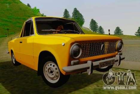 VAZ 2101 Pickup for GTA San Andreas