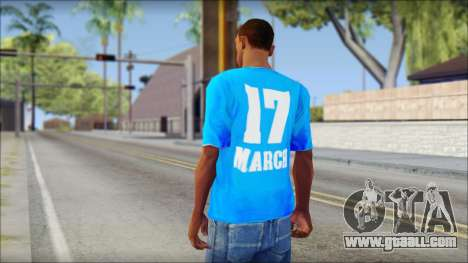 Thai Suckseed T-Shirt for GTA San Andreas second screenshot