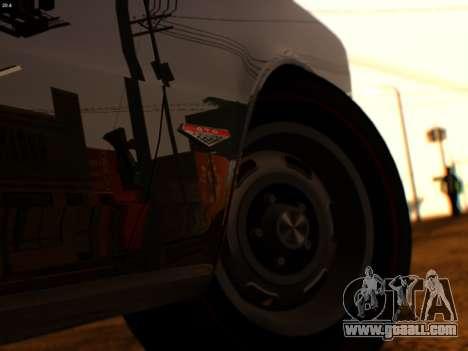 Lime ENB v1.1 for GTA San Andreas eleventh screenshot