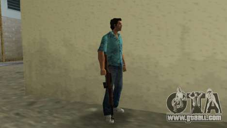Self-Loading Rifle Tokareva for GTA Vice City third screenshot