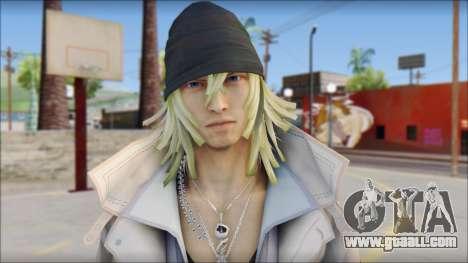 Final Fantasy XI - Snow for GTA San Andreas third screenshot