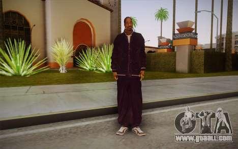 Snoop Dogg Skin for GTA San Andreas