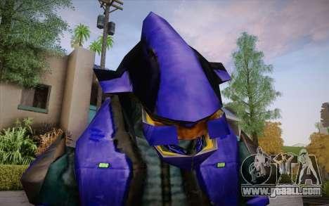 Blue Elite v2 for GTA San Andreas third screenshot