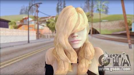 Rachel from Resident Evil Revelations for GTA San Andreas third screenshot