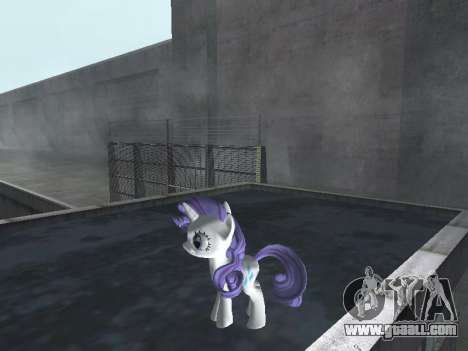 Rarity for GTA San Andreas second screenshot