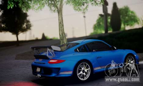 Porsche 911 GT3 RS4.0 2011 for GTA San Andreas left view