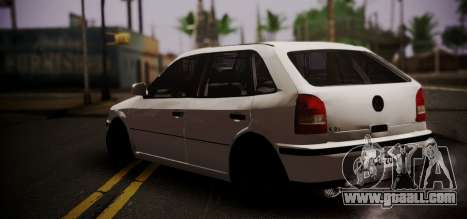 Volkswagen Golf G3 for GTA San Andreas left view